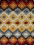 Amer Piazza PAZ-2 Yellow Area Rug main image