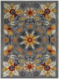 Amer Piazza PAZ-4 Gray Area Rug main image