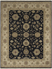 2c6f9f50083c Mayberry Heritage HR9083-Ancient Empire Ebony Area Rug – Incredible ...