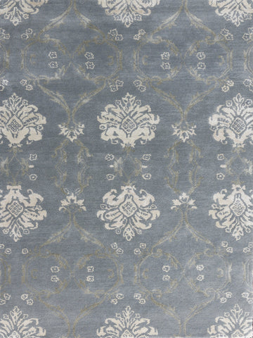Amer Serendipity SND-216 Water Blue Area Rug main image