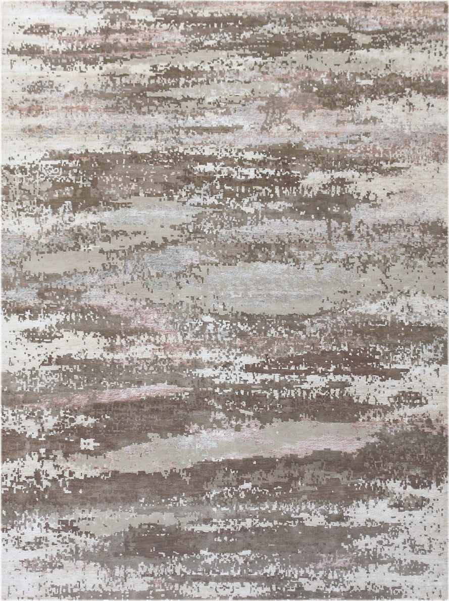 Amer Synergy Syn-16 Brown Area Rug main image