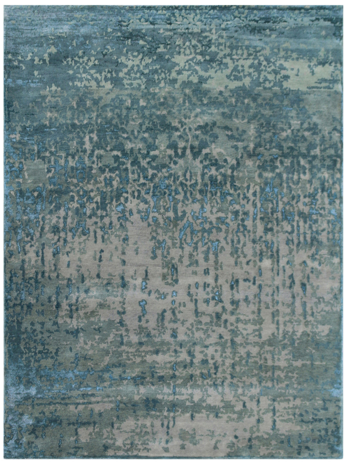 Amer Synergy SYN-7 Gray/Blue Area Rug main image