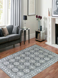 Amer Urban UR-10 Steel Blue Area Rug Room Scene