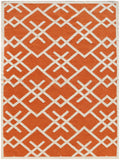 Amer Zara ZAR-57 Orange Area Rug main image