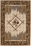 American Rug Craftsmen Destinations Kobuk Gold Area main image