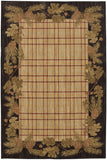 American Rug Craftsmen Destinations Pine Cone Plaid Ashen Area main image