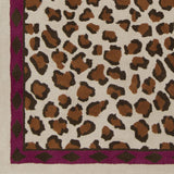 Surya Amour AMR-8000 Magenta Hand Tufted Area Rug by Florence de Dampierre Sample Swatch