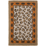 Surya Amour AMR-8001 Rust Area Rug by Florence de Dampierre 2' x 3'