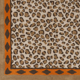 Surya Amour AMR-8001 Rust Hand Tufted Area Rug by Florence de Dampierre Sample Swatch