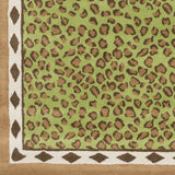 Surya Amour AMR-8002 Forest Hand Tufted Area Rug by Florence de Dampierre Sample Swatch