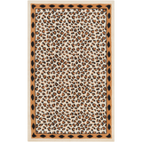 Surya Amour AMR-8003 Beige Area Rug by Florence de Dampierre 5' x 8'