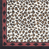 Surya Amour AMR-8004 Black Hand Tufted Area Rug by Florence de Dampierre Sample Swatch
