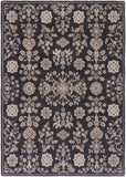 Andromeda ANM-1003 Gray Machine Woven Area Rug by Surya