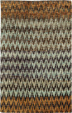 Tommy Bahama Ansley 50908 Brown Area Rug