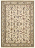Nourison Antiquities ANT04 Royal Countryside Ivory Area Rug by Kathy Ireland
