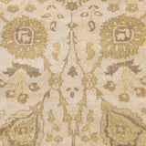 Surya Antolya ANT-9703 Beige Hand Knotted Area Rug Sample Swatch