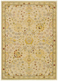 LR Resources Antigua 80989 Cream Area Rug