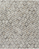 Surya Appalachian APP-1003 Light Gray Animal Hide Area Rug 8' X 10'