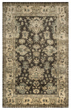 Rizzy Aquarius AQ8846 Black Area Rug