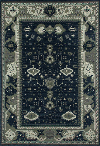 Art Carpet Maison AR-00-0102 Blue Area Rug main image