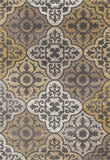 Art Carpet Arabella AR-00-011 Yellow Area Rug main image