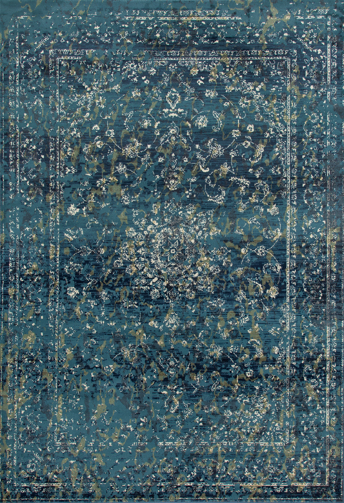 Art Carpet Karelia AR-00-0119 Aqua Area Rug main image