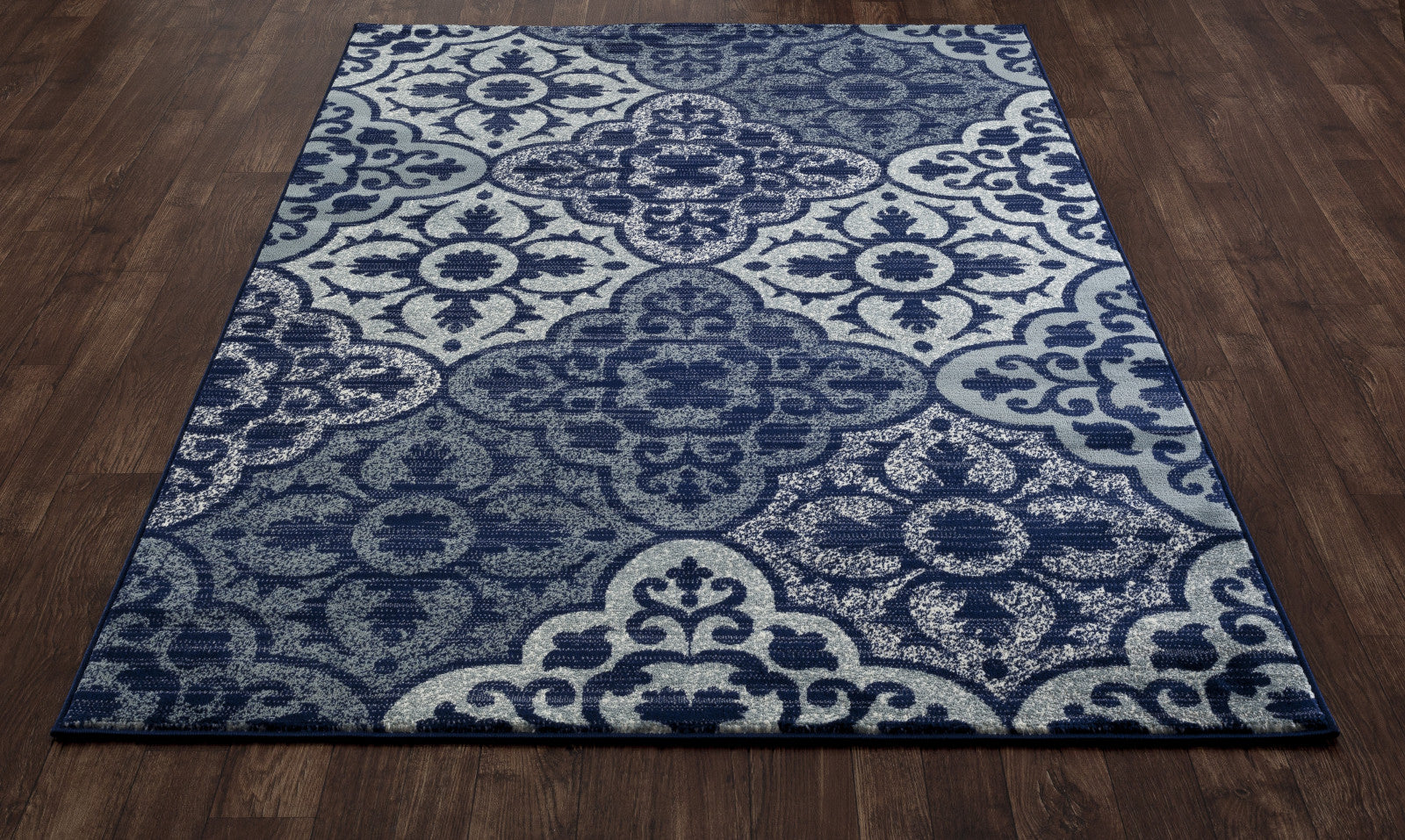 Art Carpet Arabella AR-00-012 Navy Area Rug