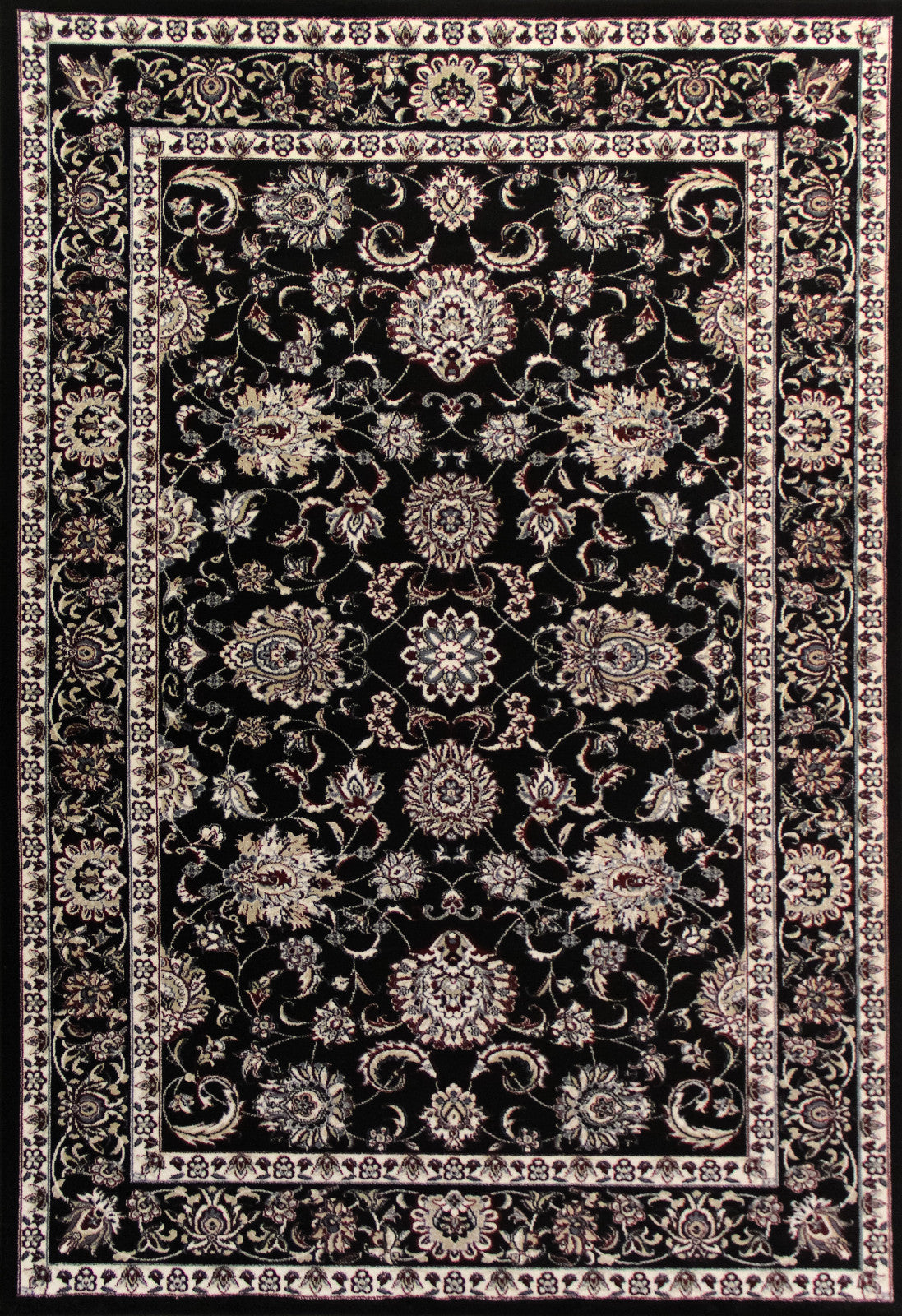 Art Carpet Arabella AR-00-0145 Black Area Rug main image