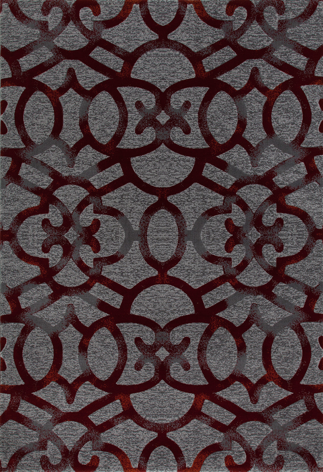 Art Carpet Bastille AR-00-044 Red Area Rug main image