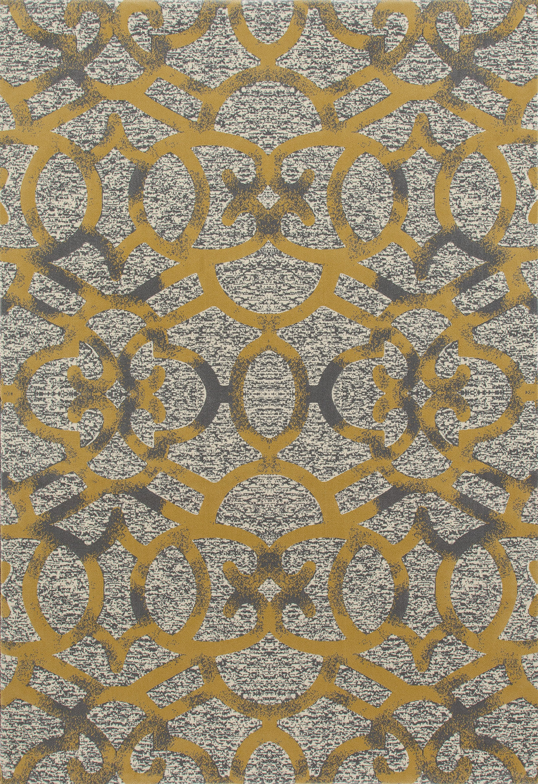 Art Carpet Bastille AR-00-045 Yellow Area Rug main image