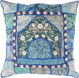 Surya Karma Hues AR-069 Pillow 22 X 22 X 5 Poly filled