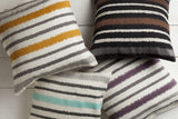 Surya Ikat Stripe Vertical Stripes AR-100 Pillow
