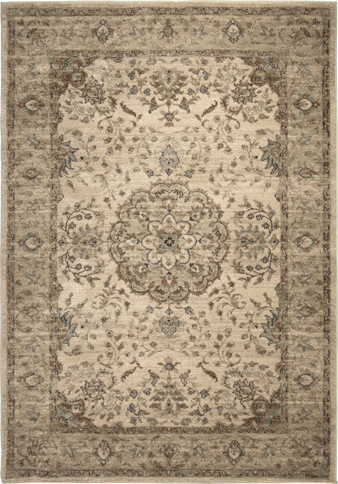Orian Rugs Aria Prometheus Bisque Area Rug by Palmetto Living main image