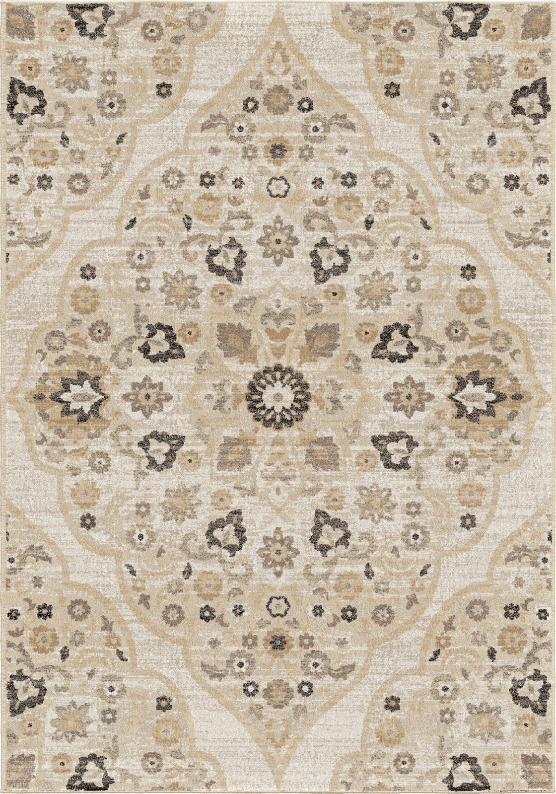Orian Rugs Aria Persia Natural Area Rug by Palmetto Living main image