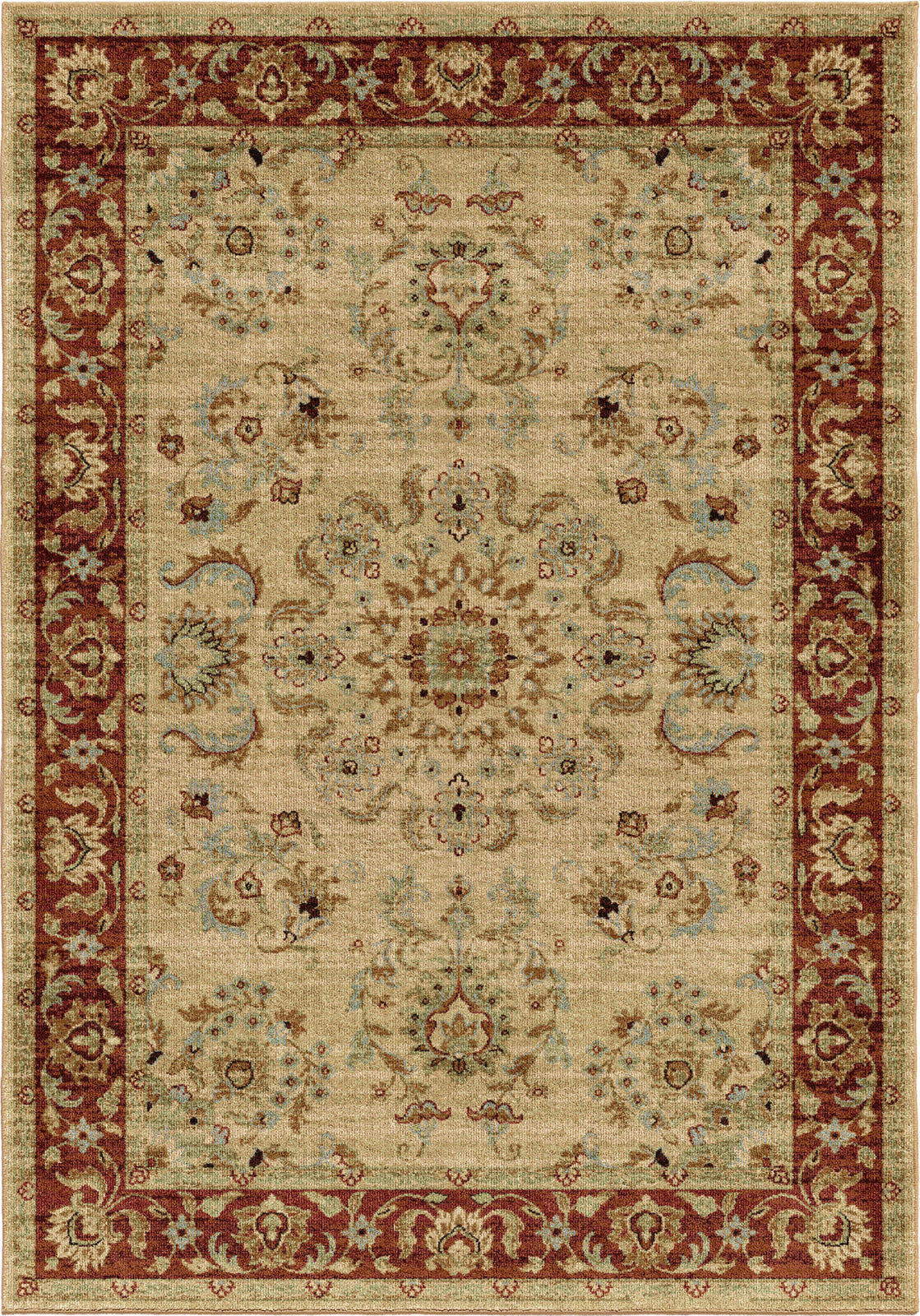 Orian Rugs Aria Promenade Camel Area Rug by Palmetto Living main image