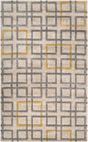 Surya Artist Studio ART-231 Grey Area Rug 5' x 8'