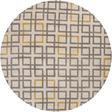 Surya Artist Studio ART-231 Grey Area Rug 8' Round