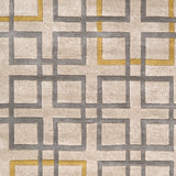 Surya Artist Studio ART-231 Grey Hand Tufted Area Rug Sample Swatch