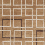 Surya Artist Studio ART-236 Taupe Hand Tufted Area Rug Sample Swatch
