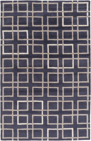Surya Artist Studio ART-237 Navy Area Rug main image