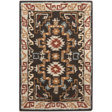 Surya Arizona ARZ-1000 Black Area Rug 2' x 3'