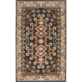 Surya Arizona ARZ-1000 Black Area Rug 5' X 8'