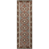 Surya Arizona ARZ-1003 Taupe Area Rug 2'6'' x 8' Runner
