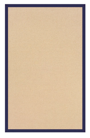 Linon Athena RUG-AT0104 Natural/Blue Area Rug main image