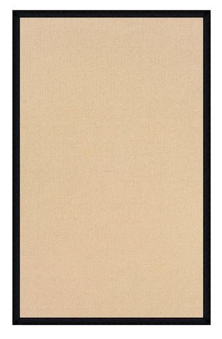 Linon Athena RUG-AT0121 Natural/Black Area Rug main image