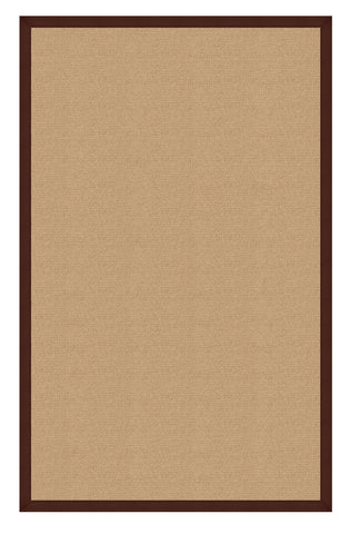 Linon Athena RUG-AT0206 Sisal/Brown Area Rug main image