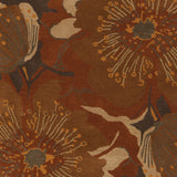 Surya Athena ATH-5102 Rust Hand Tufted Area Rug Sample Swatch