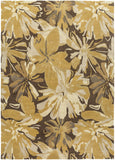 Surya Athena ATH-5115 Gold Hand Tufted Area Rug 8' X 11'