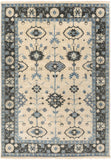 Surya Antique ATQ-1006 Beige Hand Knotted Area Rug 8' X 11'