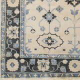 Surya Antique ATQ-1006 Beige Hand Knotted Area Rug Sample Swatch